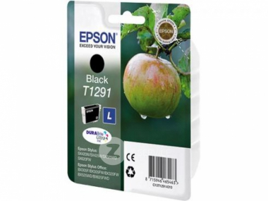 Картридж T1291 (C13T12914011) черный для Epson Stylus Photo SX420/425
