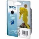 Картридж T0481 (C13T04814010) черный для Epson Stylus Photo R200/RX500