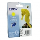 Картридж T0484 (C13T04844010) желтый для Epson Stylus Photo R200/RX500