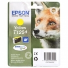 Картридж T1284 (C13T12844011) желтый для Epson Stylus Photo S22/SX125
