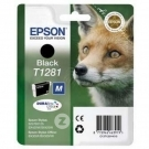 Картридж T1281 (C13T12814011) черный для Epson Stylus Photo S22/SX125