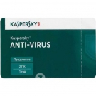 Антивирус Kaspersky Anti-Virus 2016 2+1 ПК 1 год Renewal Card (KL1167OOBFR16)
