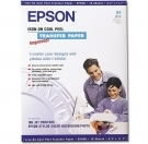 Фотобумага Epson А4 Iron-On Cool Peel Transfer (C13S041154), 10 листов