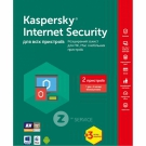 Антивирус Kaspersky Internet Security Multi-Device 2 ПК 1 год + 3 мес. Base Box (KL1941OUBBS17)